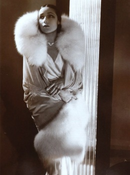Photographed by Edward Steichen (1929)