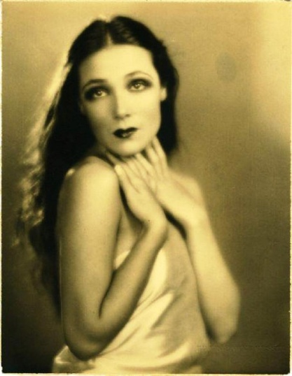 Dolores in the 1930s.